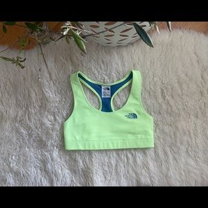 The North Face Sports Bra. NWOT.